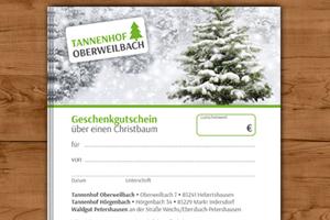 Tannenhof Oberweilbach